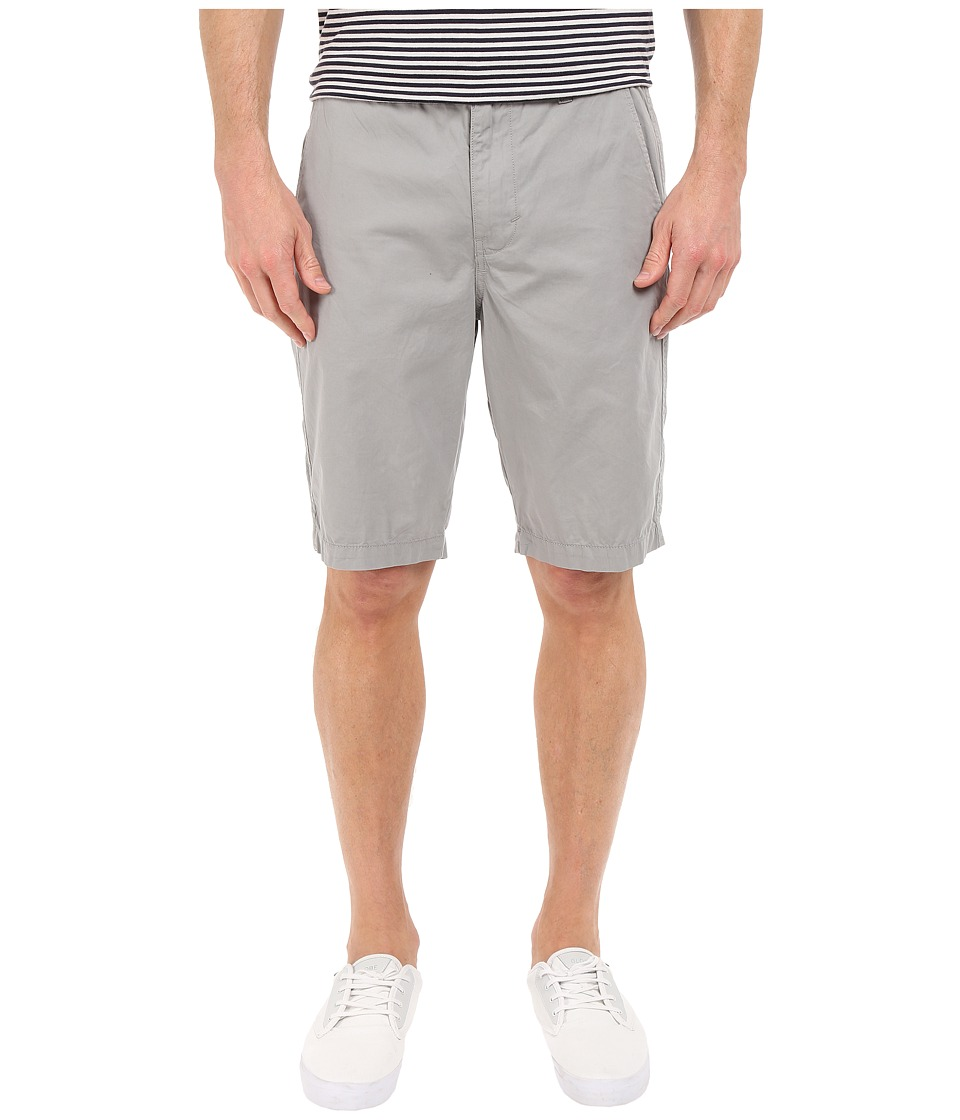 Calvin Klein Jeans - Multi Stitch Roll Out (Monument) Men's Shorts