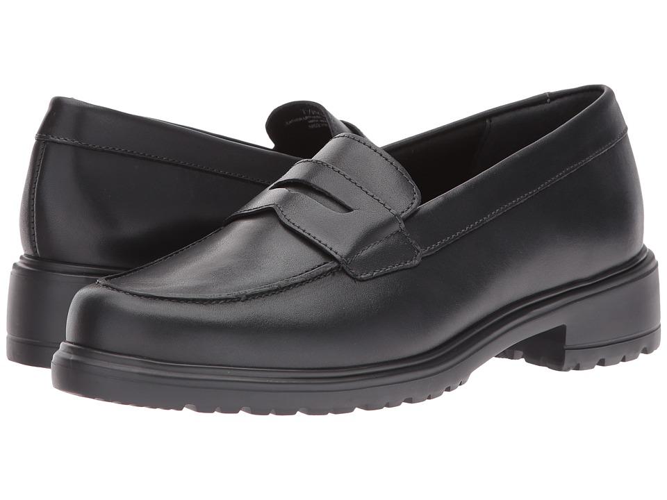 Munro - Jordi (Black Leather) Women's Slip-on Dress Shoes