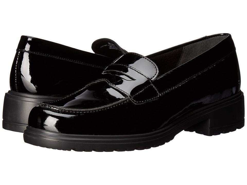 Munro - Jordi (Black Patent) Women's Slip-on Dress Shoes