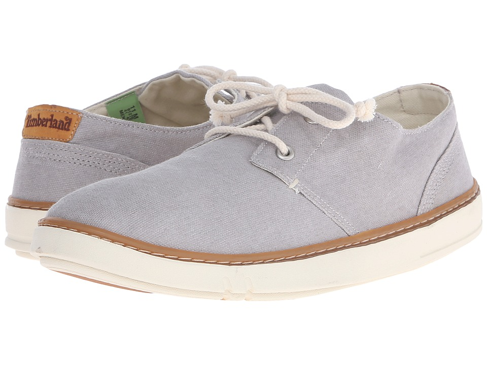 Timberland - Sandbridge Canvas 2 Eye Oxford (Grey) Men