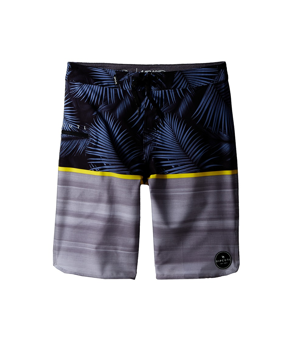 Rip Curl Kids - Mirage Split Boardshorts (Big Kids) (Grey) Boy's Swimwear