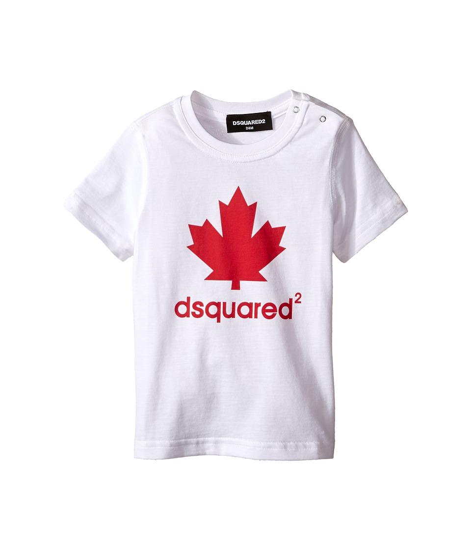 Dsquared2 Kids - T-Shirt w/ Canada