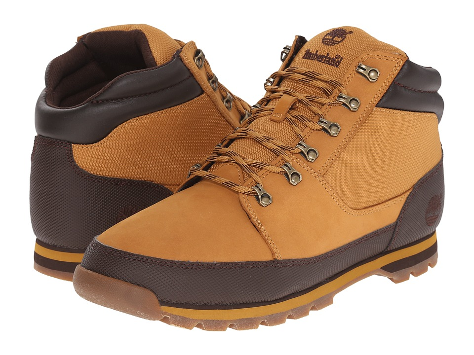 Timberland - Eurosprint (Wheat Nubuck) Men's Shoes