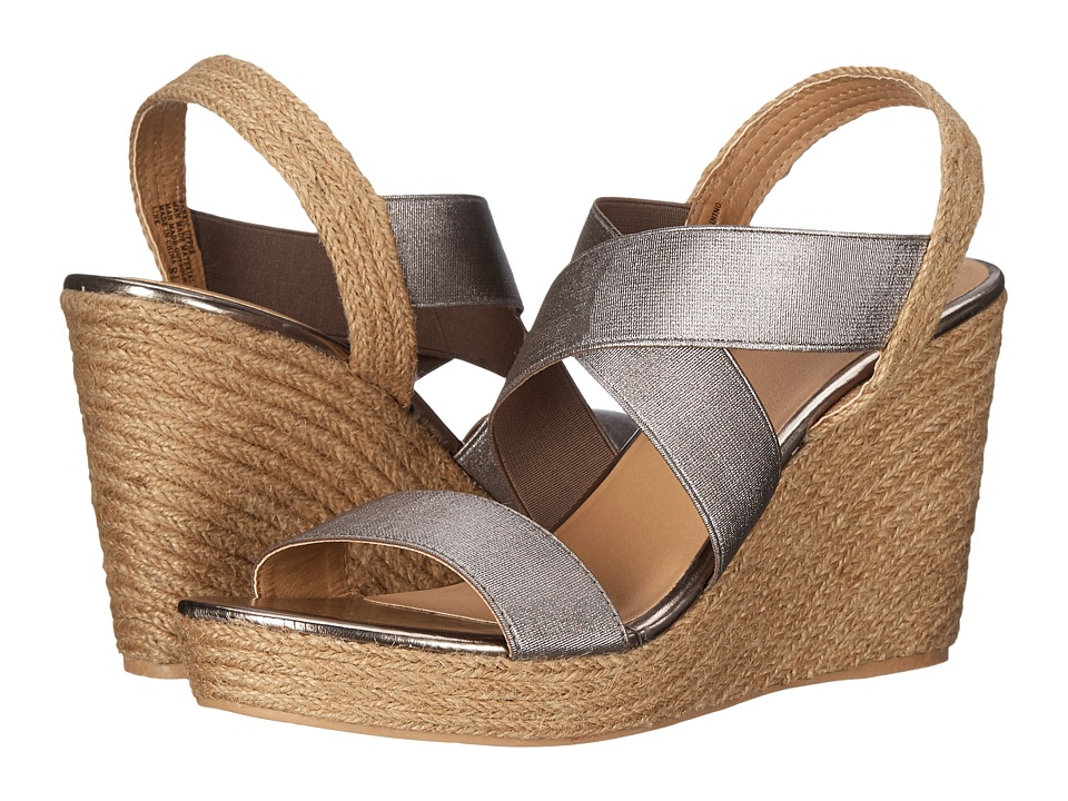 Yellow Box - Link (Gunmetal) Women's Sandals