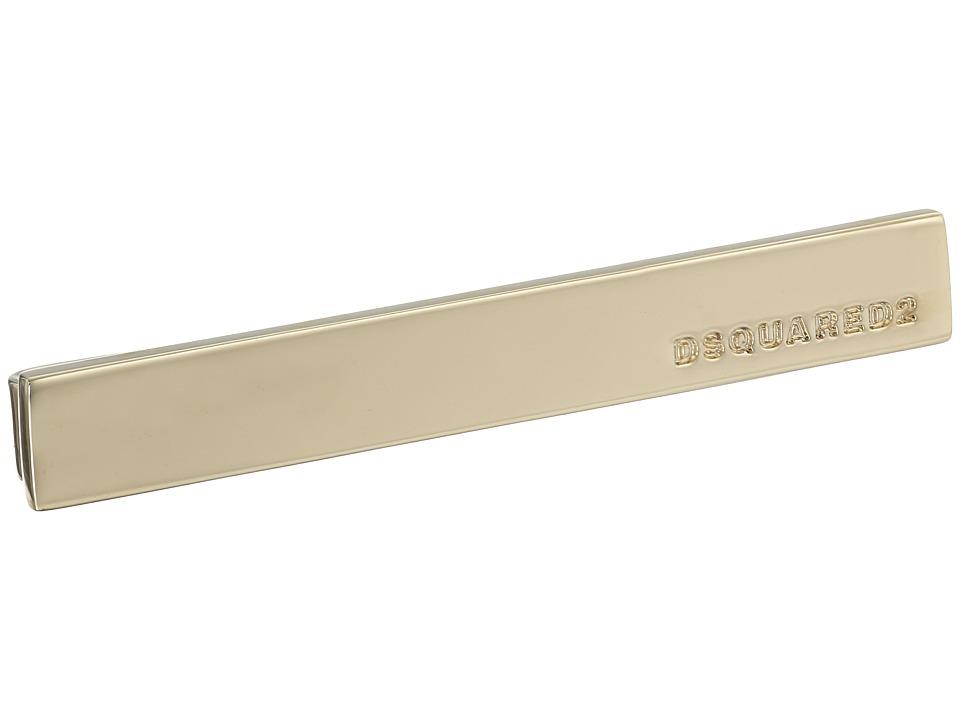 DSQUARED2 - Classic Tie Pin (Chiaro) Ties