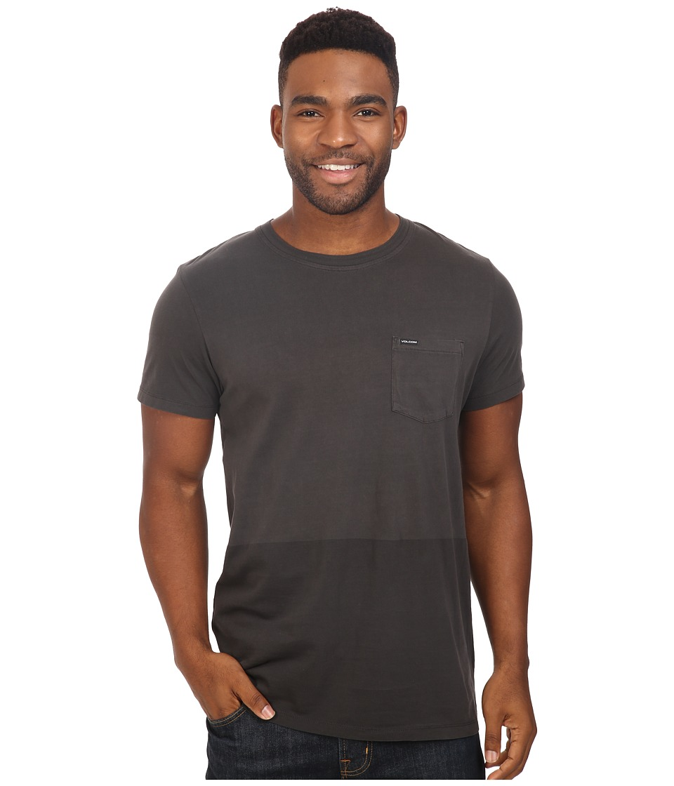 Volcom - Grant Crew (Stealth) Men's T Shirt