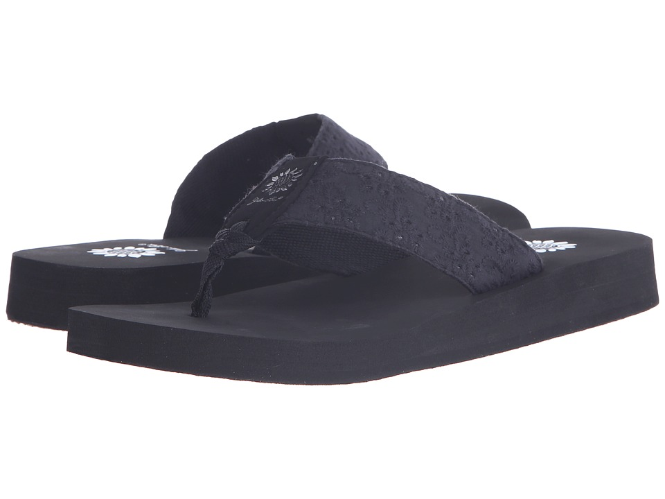 Yellow Box - Root (Black) Women's Sandals