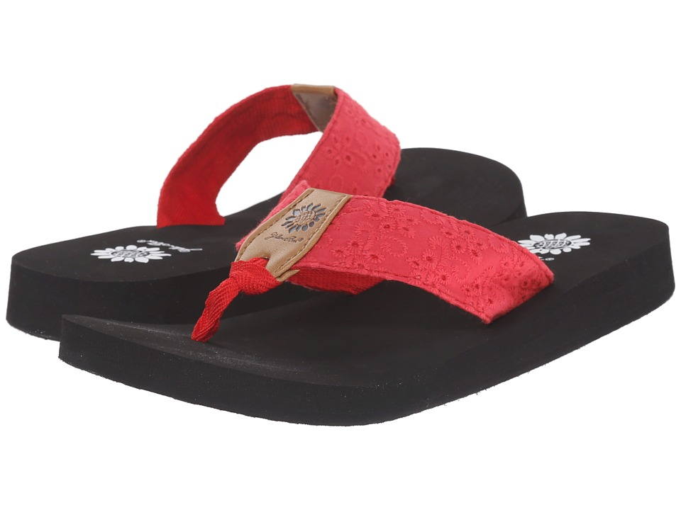 Yellow Box - Root (Red) Women's Sandals