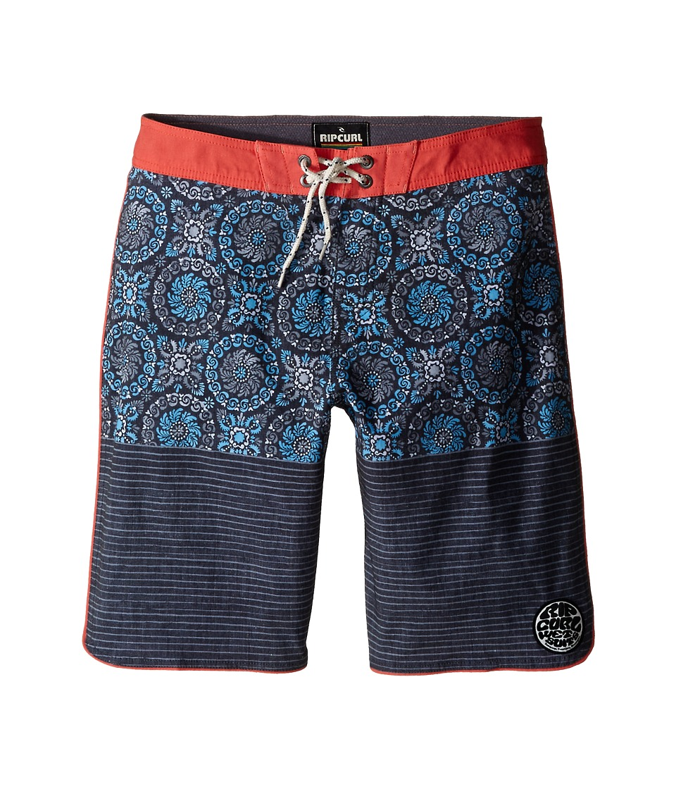 Rip Curl Kids - System Boardshorts (Big Kids) (Black) Boy's Swimwear