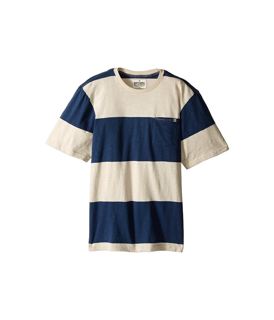 Rip Curl Kids - Dirty Bird Crew (Big Kids) (Navy) Boy's Clothing