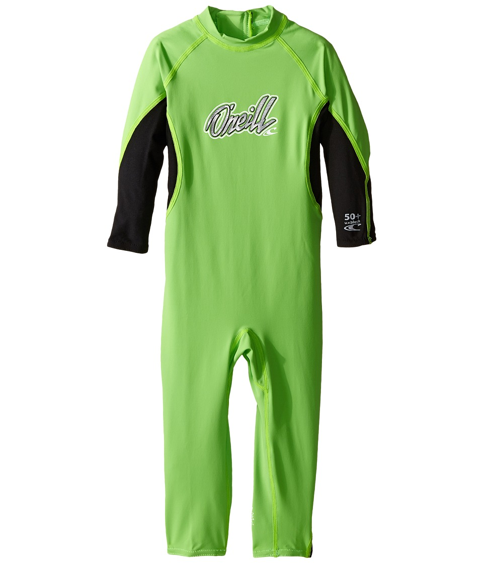 O'Neill Kids - O'Zone Full (Infant/Toddler/Little Kids) (Day Glow/Black/White) Boy's Wetsuits One Piece
