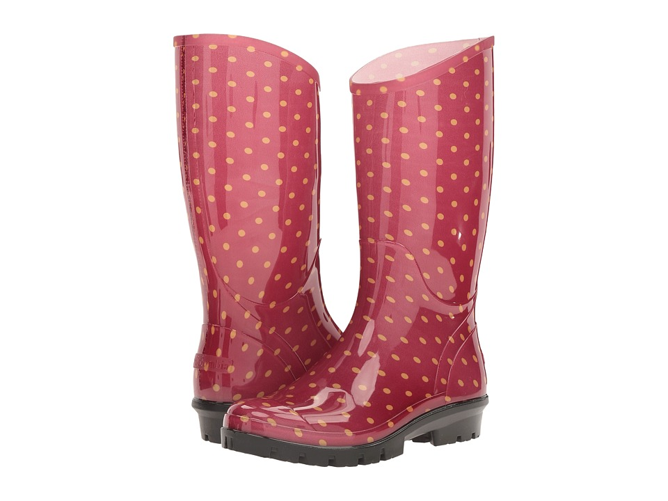 Columbia - Rainey Tall Print (Rocket/Bling) Women's Rain Boots