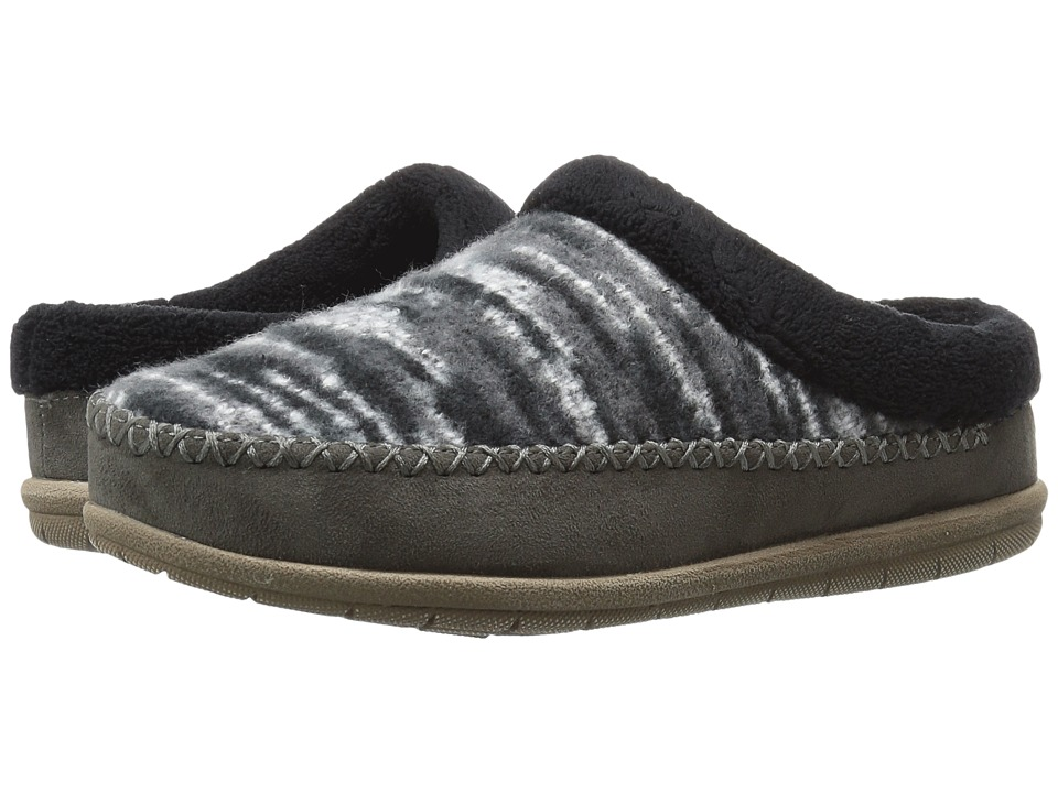 Foamtreads - Adeline (Black) Women's Slippers