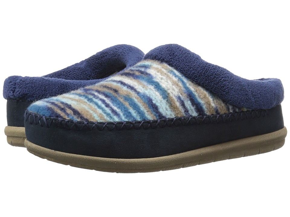 Foamtreads - Adeline (Navy) Women's Slippers