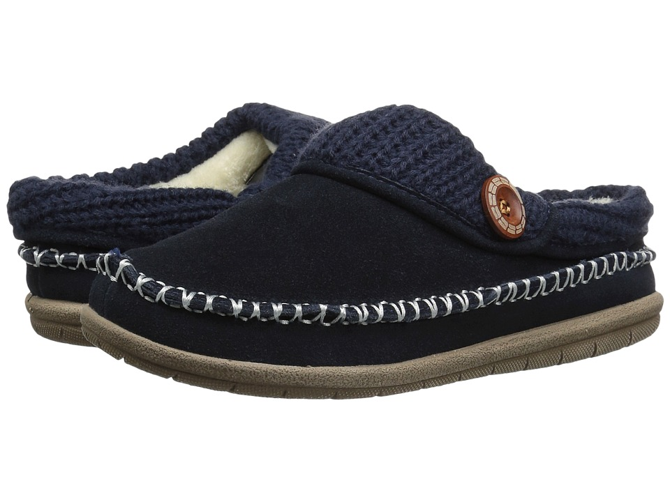 Foamtreads - Annalise (Navy) Women's Slippers