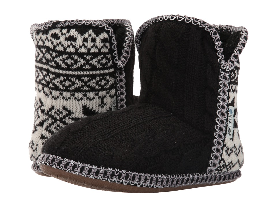 Foamtreads - Avalon (Grey Multi) Women's Slippers