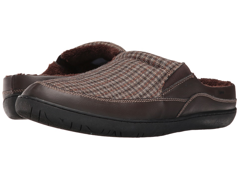 Foamtreads - Sheldon (Brown) Men's Slippers