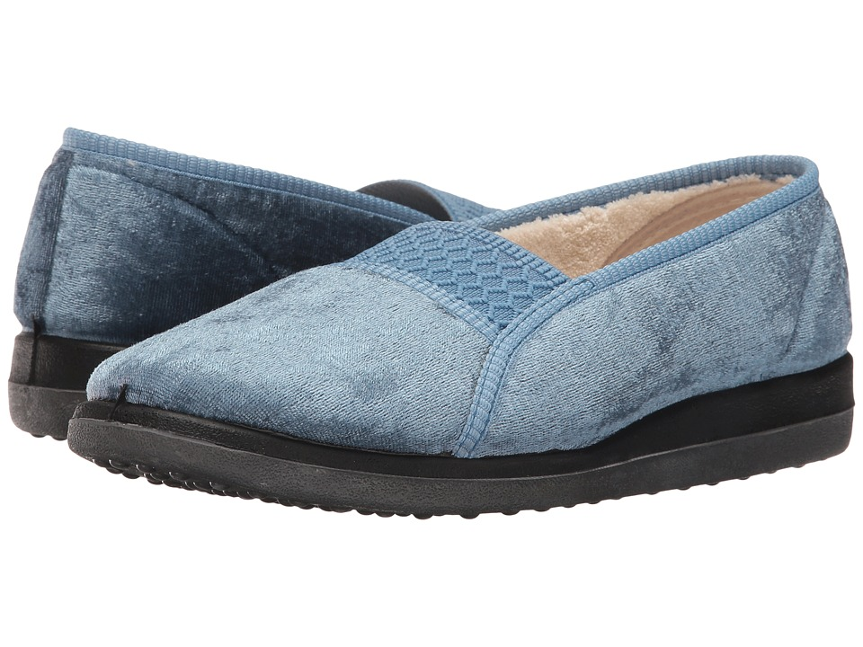 Foamtreads - Quartz (Blue) Women's Slippers