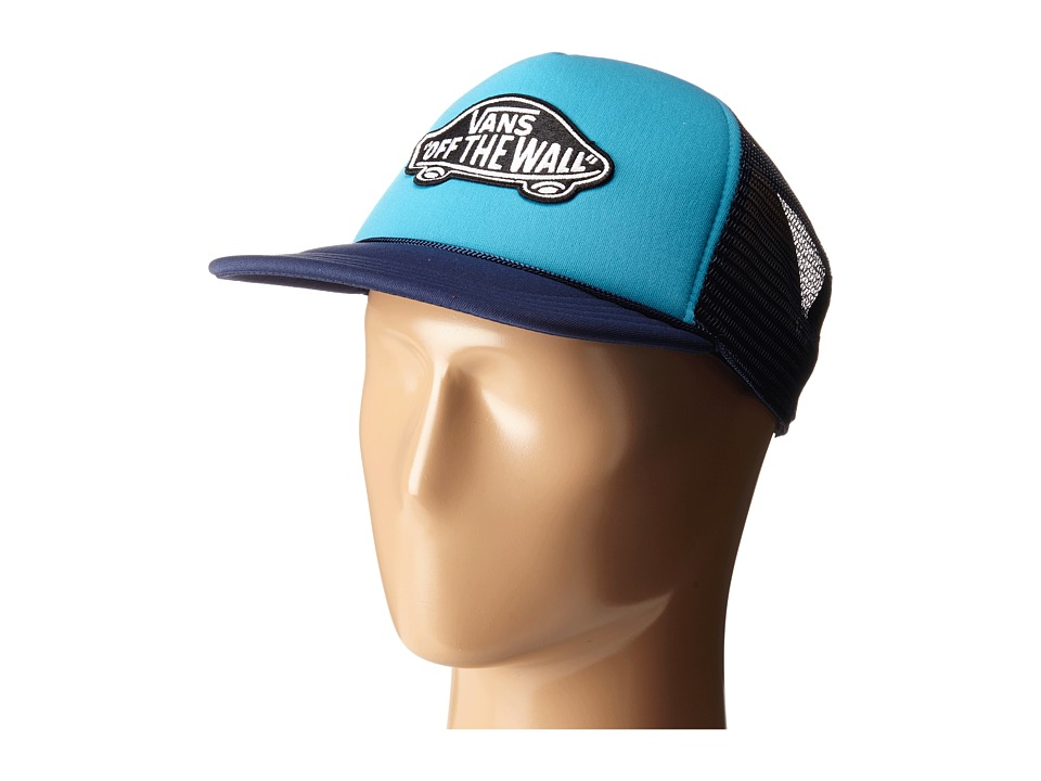 Vans - Classic Patch Trucker (Glacier/Blueprint) Caps