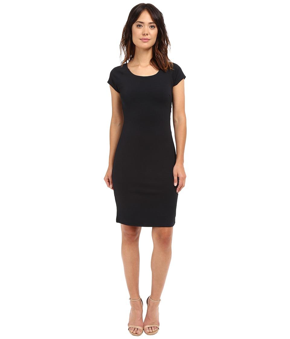 MICHAEL Michael Kors - Twist Back Dress (New Navy) Women's Dress
