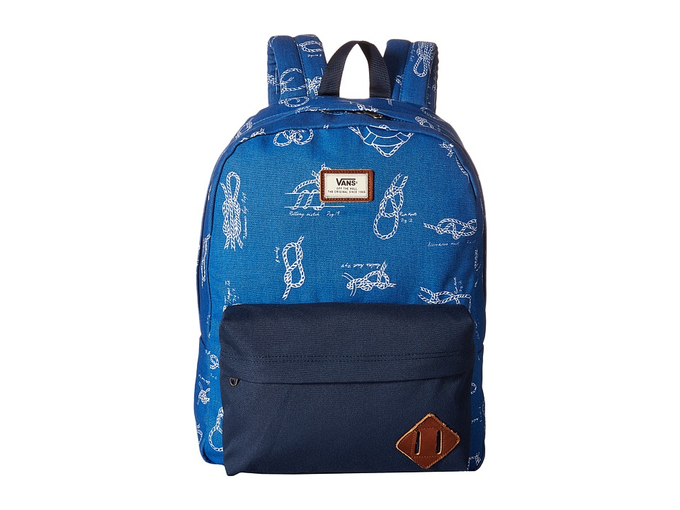 Vans - Old Skool II Backpack (Shackle) Backpack Bags