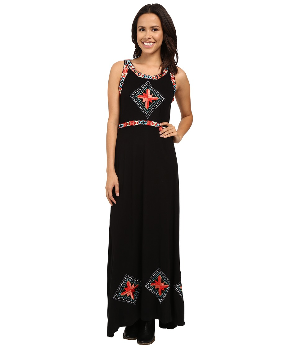 Scully - Kiara Maxi Dress (Black) Women's Dress