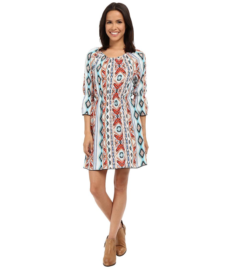 Scully - Lucina Dress (Royal) Women's Dress