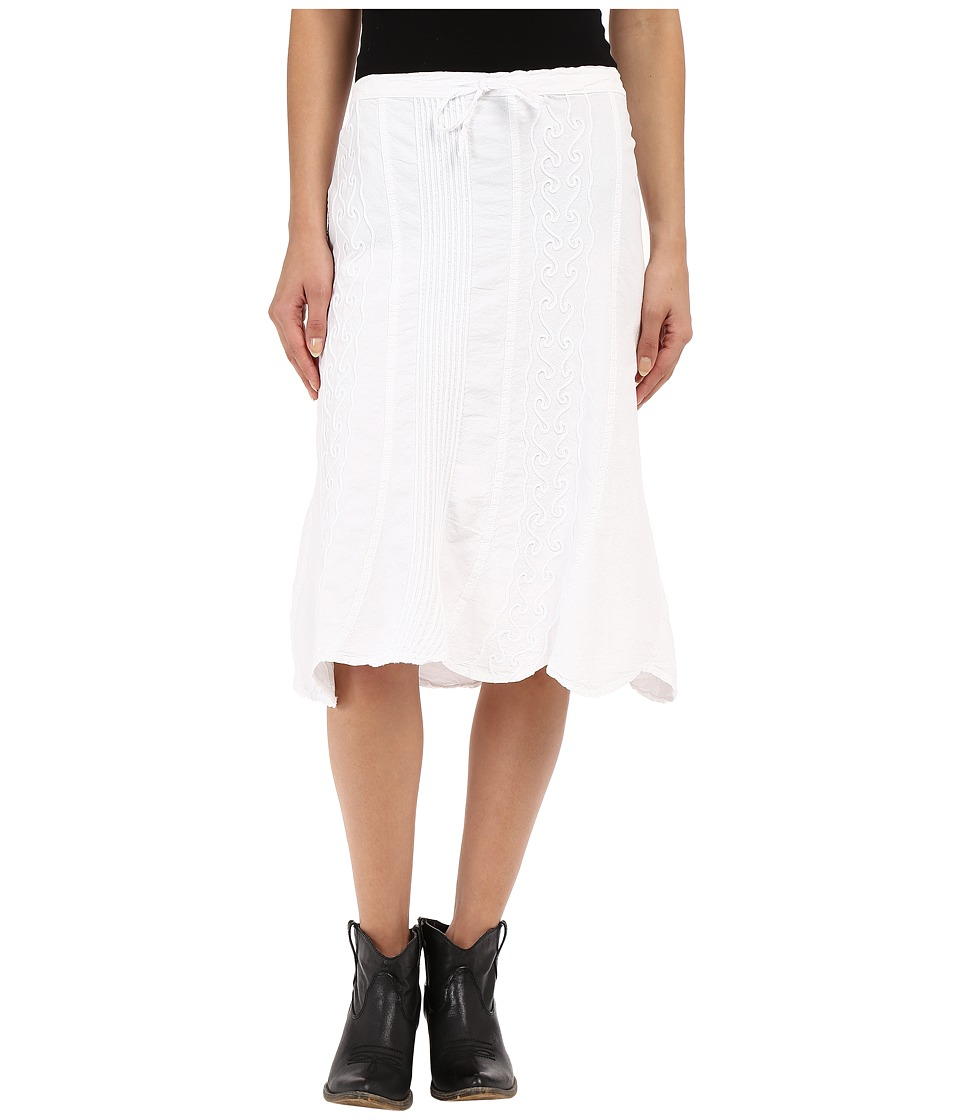 Scully Kaya Skirt (White) Women
