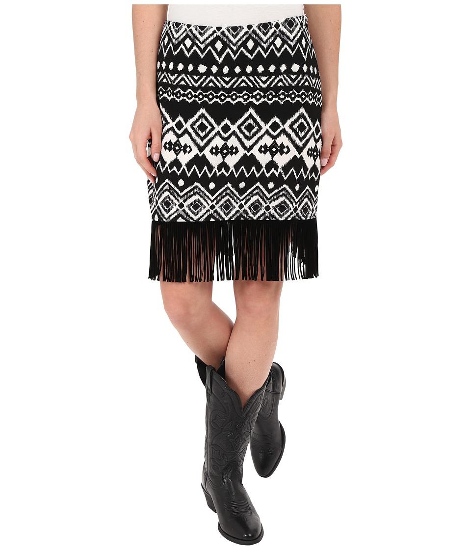 Scully - Luana Skirt (Black) Women's Skirt