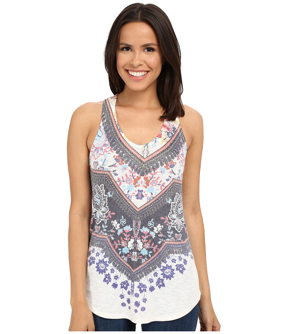 Scully - Mika Tank Top (Ivory) Women's Sleeveless