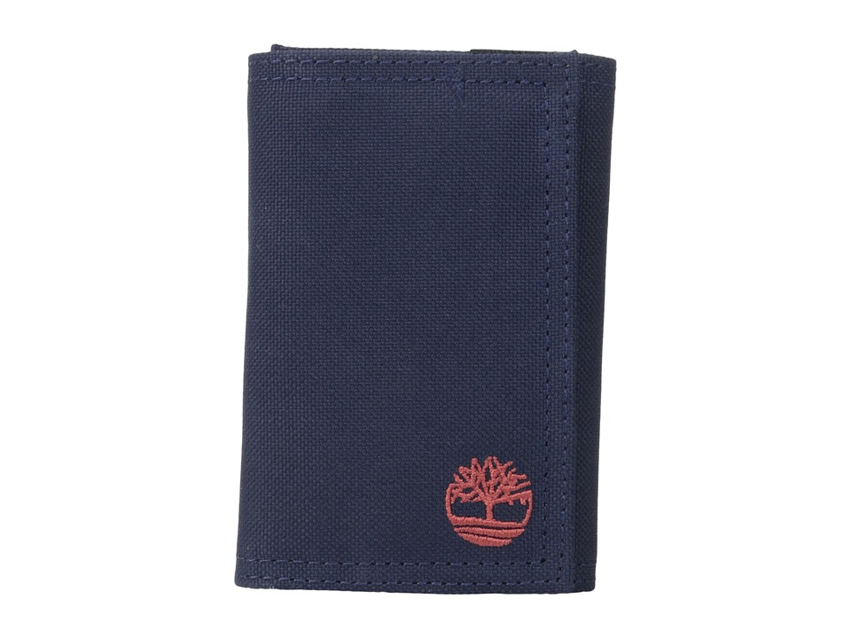 Timberland - Nylon Trifold (Navy) Wallet Handbags