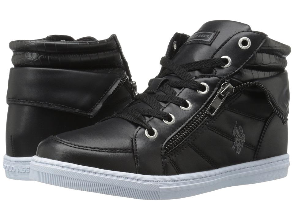 U.S. POLO ASSN. - Gillian (Black) Women's Shoes
