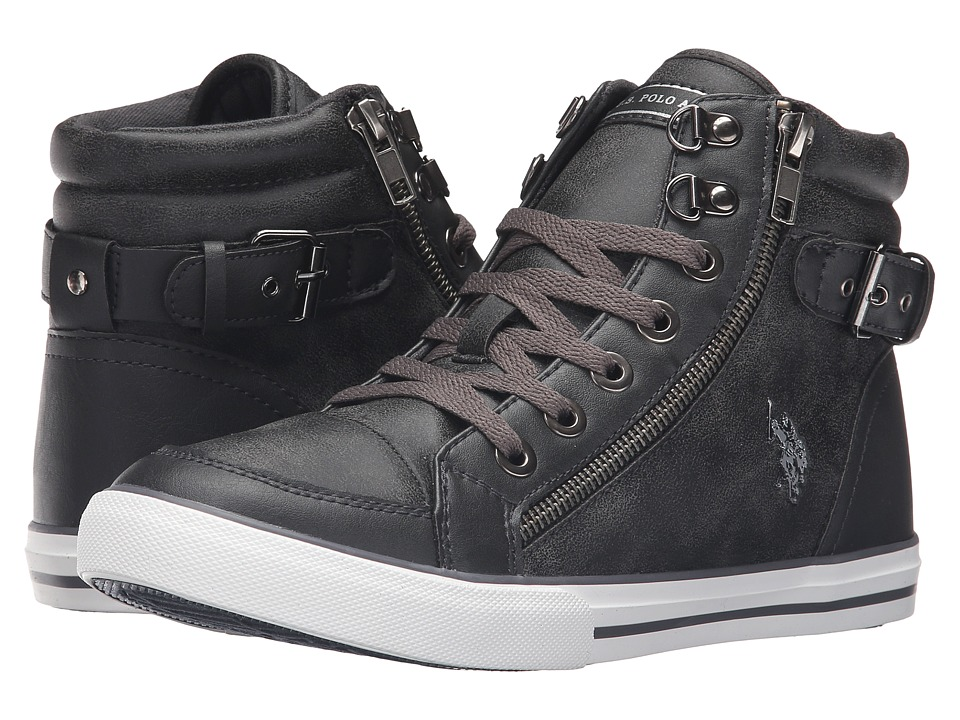 U.S. POLO ASSN. - Cady (Charcoal) Women's Shoes