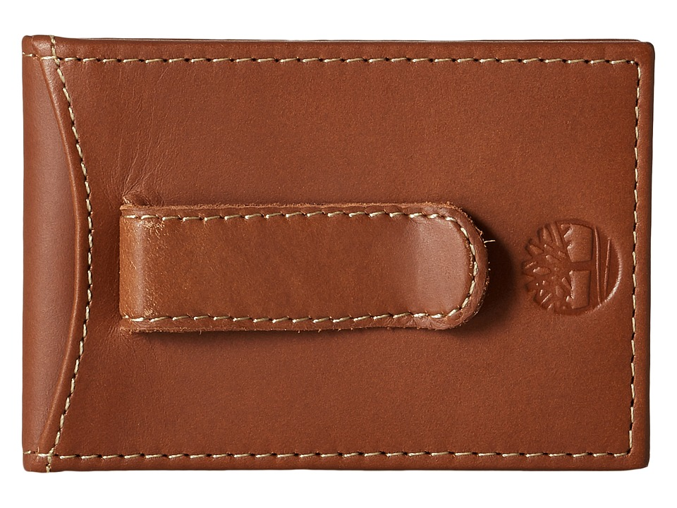 Timberland - Hunter Flip Clip (Brown) Wallet Handbags
