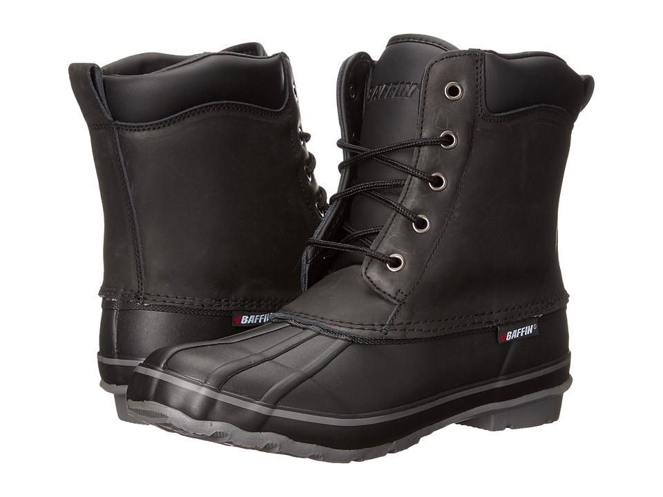 Baffin - Moose (Black) Men's Rain Boots