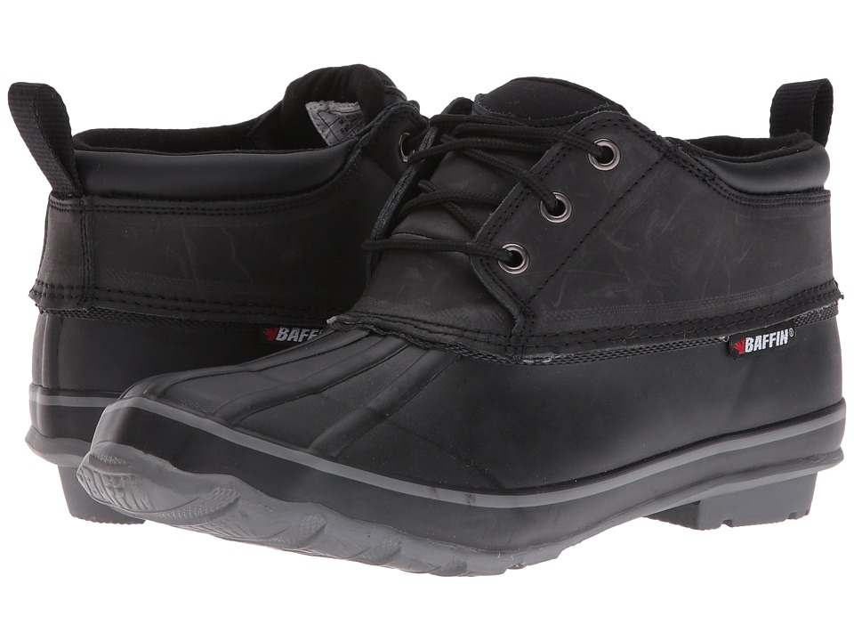 Baffin - Whitetail (Black) Men's Rain Boots