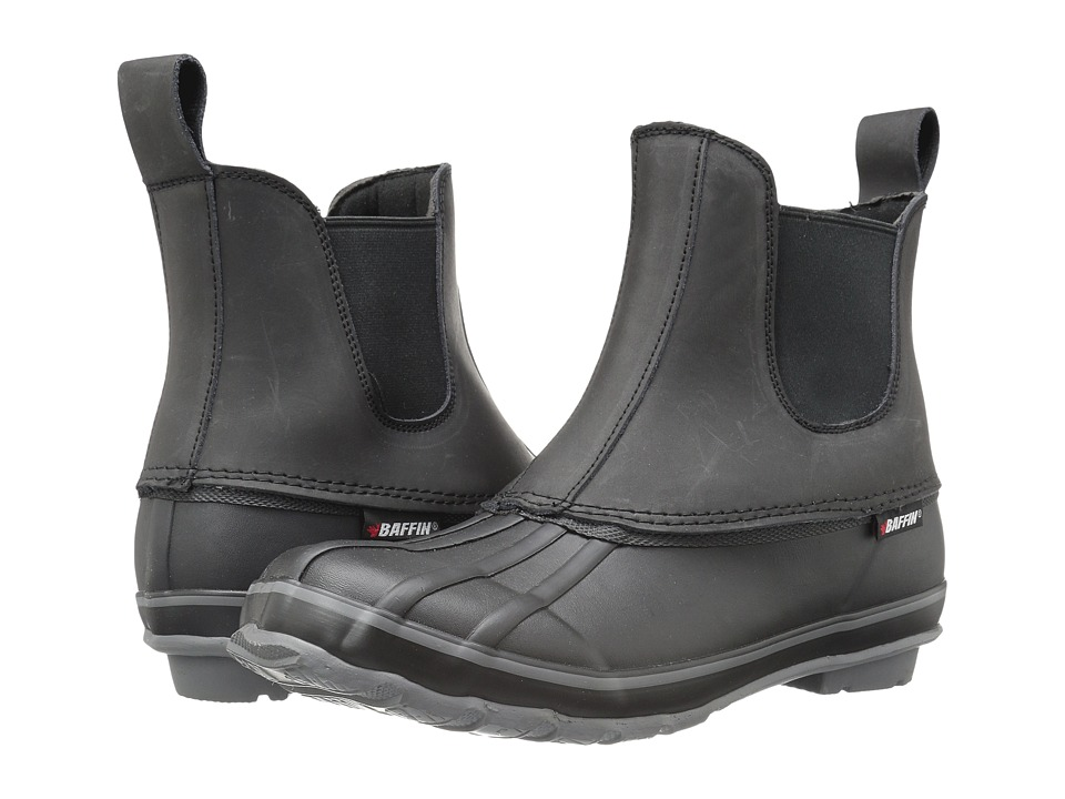 Baffin - Bobcat (Black) Men's Boots