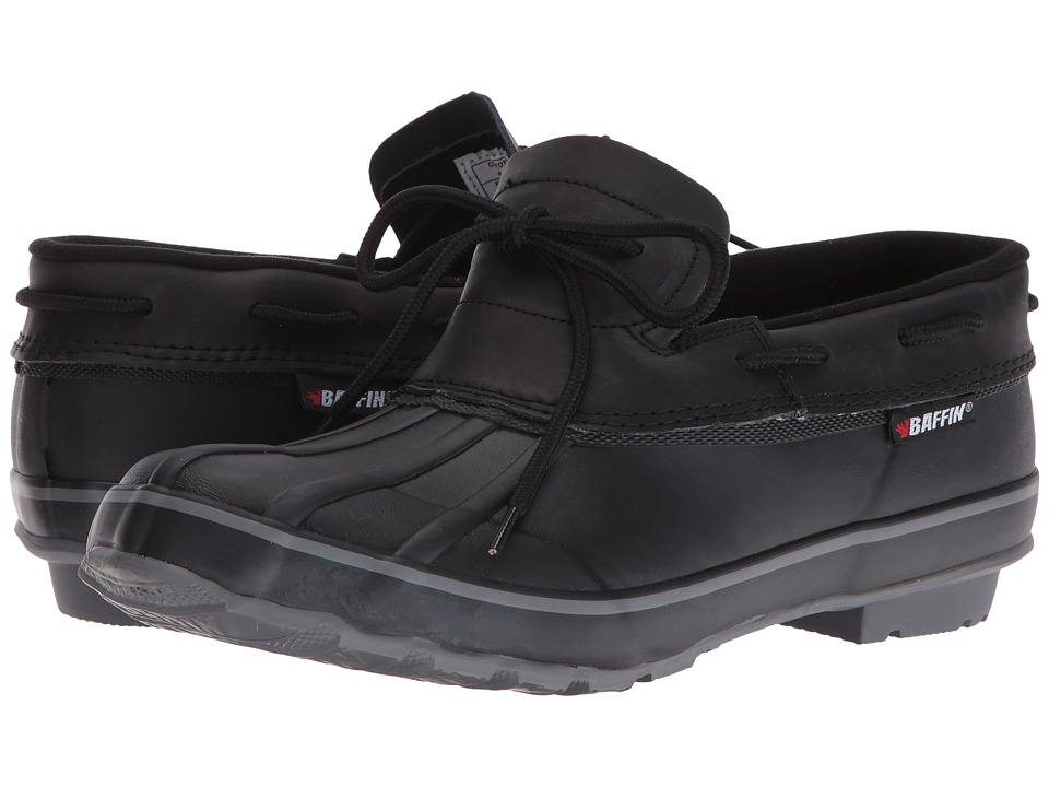 Baffin - Coyote (Black) Men's Slip on Shoes