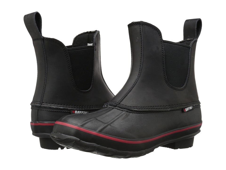 Baffin - Bobcat (Black) Women's Cold Weather Boots