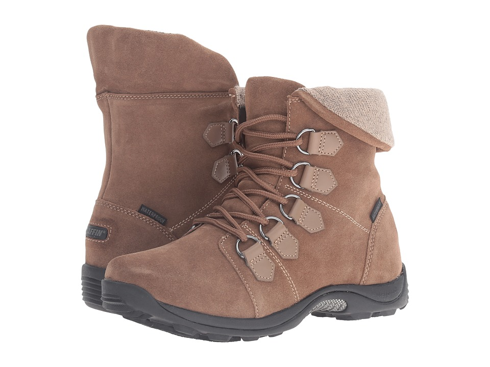 Baffin - Verbier (Taupe) Women's Shoes