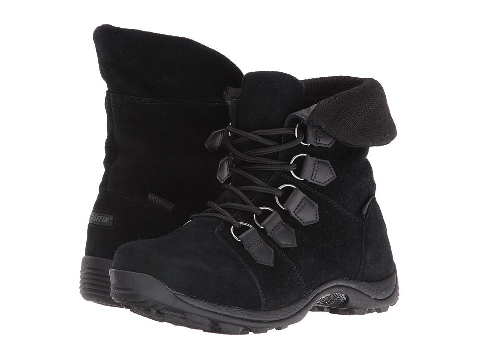 Baffin - Verbier (Black) Women's Shoes