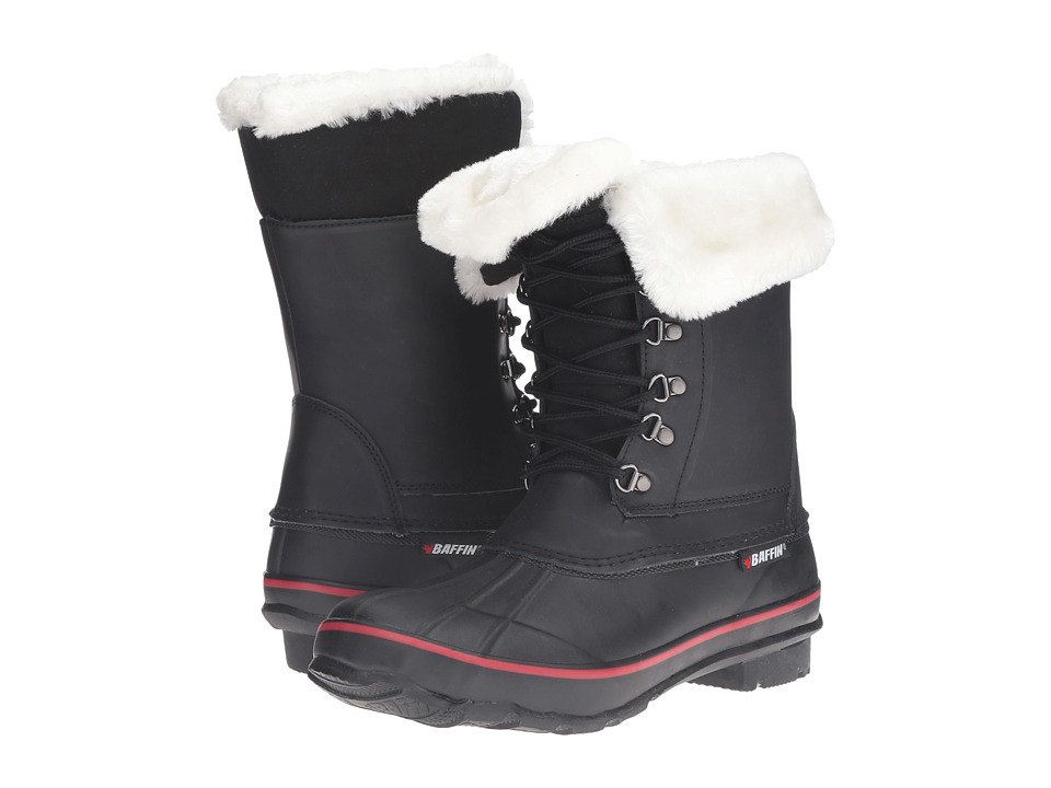 Baffin - Mink (Black) Women's Work Boots