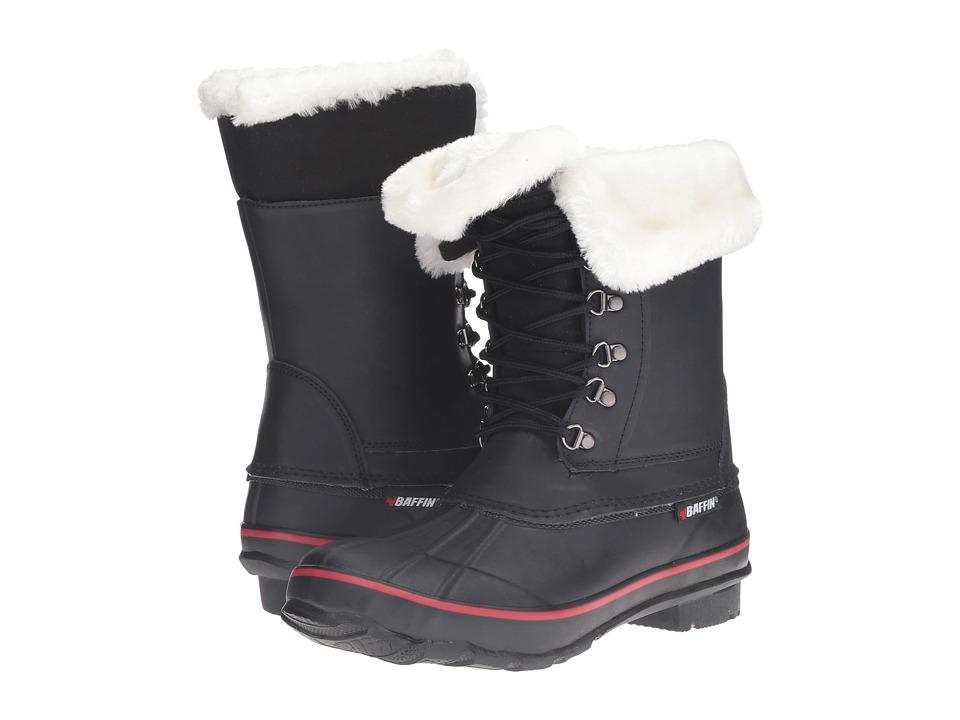Baffin - Mink (Black) Women's Work Boots