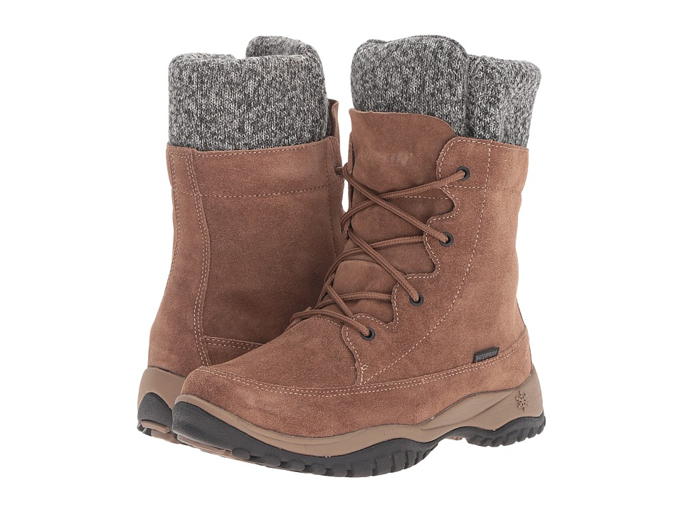 Baffin Shannon (Taupe) Women