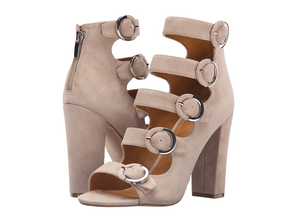 KENDALL + KYLIE - Evie (Sand Kid Suede) Women's Shoes