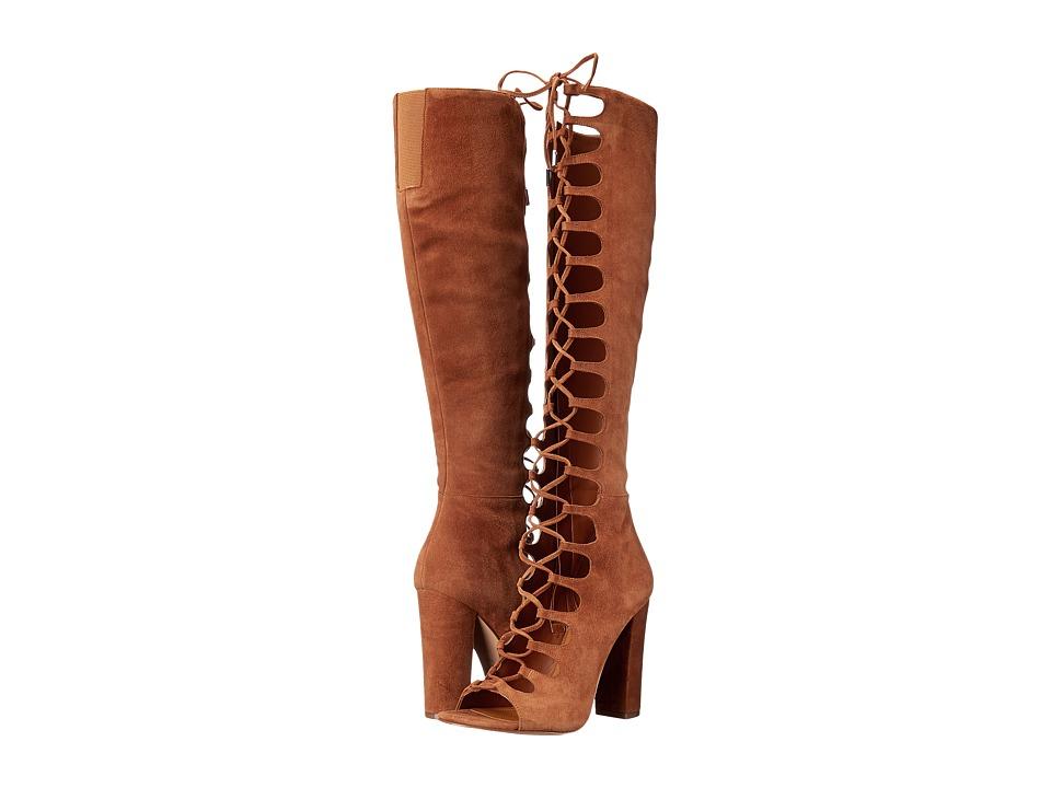 KENDALL + KYLIE - Emma (Mondern Cognac Suede) Women's Shoes