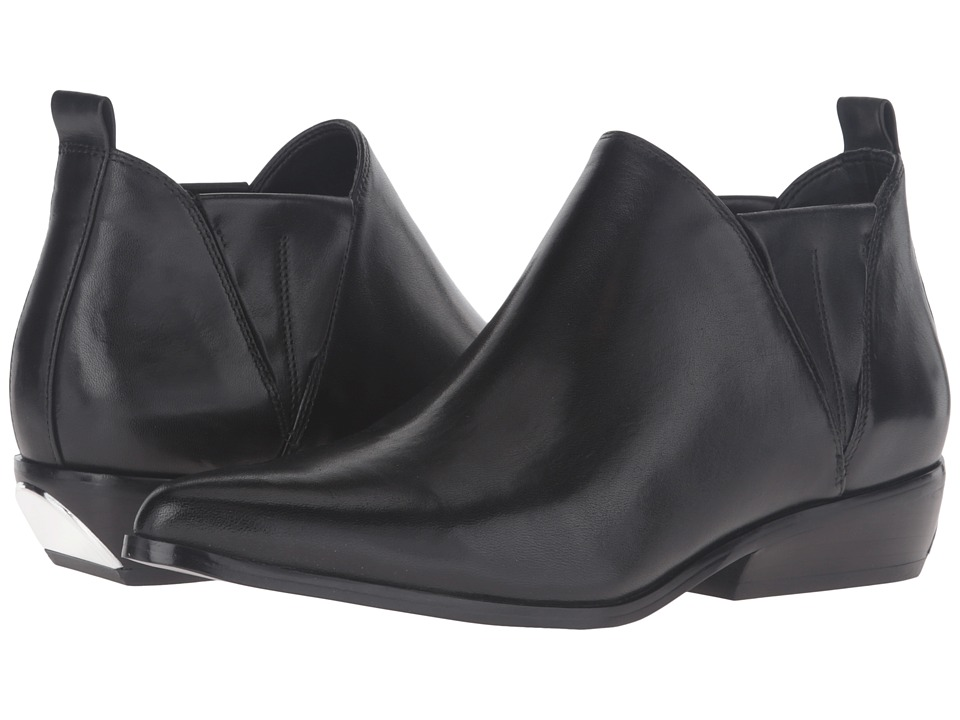KENDALL + KYLIE - Violet (Black Leather) Women's Shoes