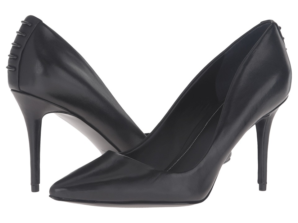 KENDALL + KYLIE - Britney (Black Calf Leather) Women's Shoes