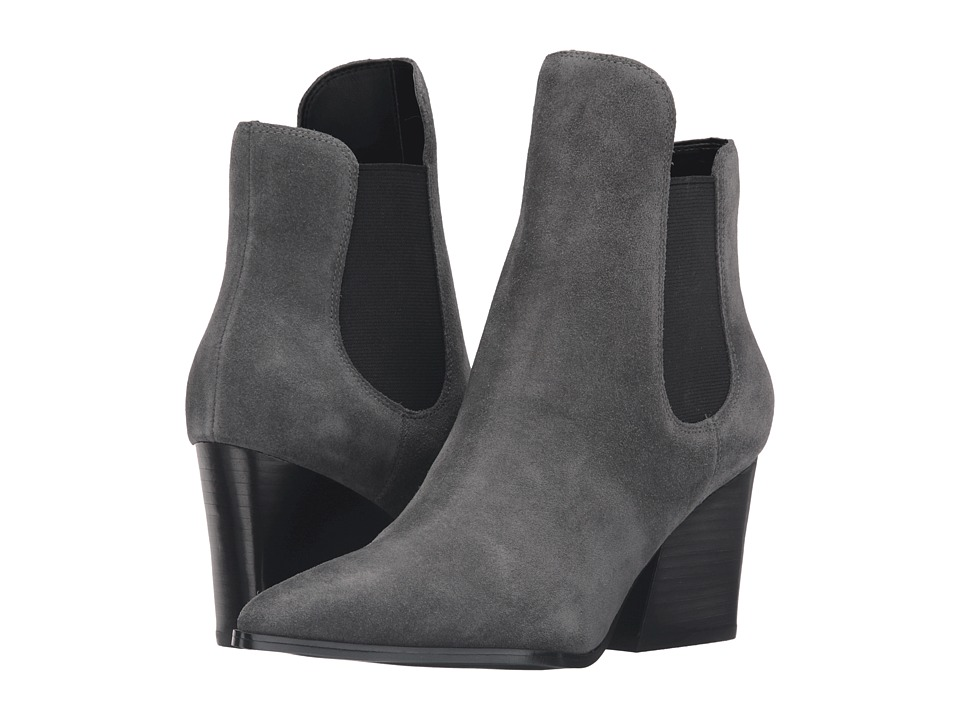 KENDALL + KYLIE Finley (Lavagna Black Suede) Women