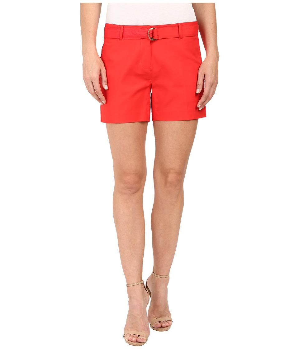 MICHAEL Michael Kors - Midi Shorts (Coral Reef) Women's Shorts